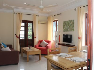Photo for COSY & QUIET APART - Hanoi - Ho Tay (Lake l`ouest) - English Speaking