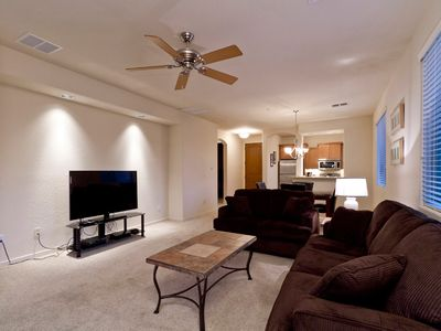 Photo for Fountain Sanctuary Modern 2 BR Condo/ COM Pool/ Fountain Hills