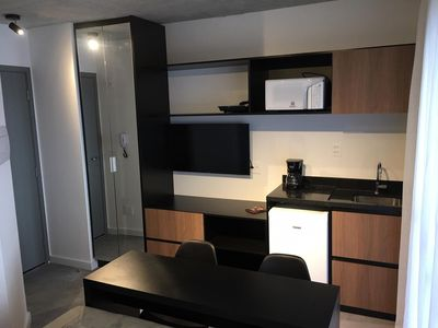 Photo for Modern Apartment with easy access to the Marginal Tietê