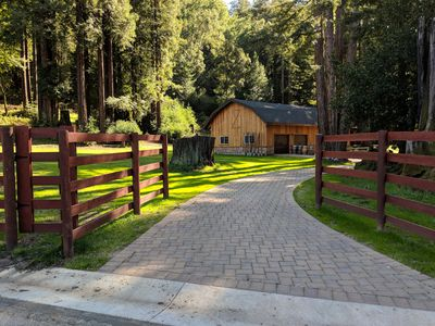 Photo for Beautiful and Peaceful Retreat in the Redwoods
