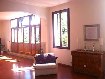 Photo for PALACE: Apartments, Wonderful canal view in the center of Venice