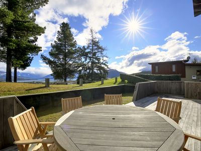 Photo for Contemporary alpine elegance | Lake on your doorstep | Single-storey ease