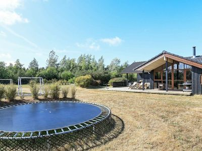 Photo for Picturesque Holiday Home in Jutland with Barbecue