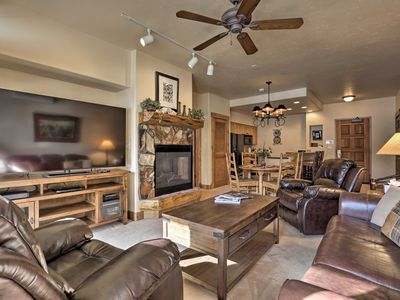 Photo for Steamboat Condo w/ Pool Access - 5 Mins to Mtn!