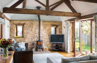 Photo for Perry Cottage is a beautiful converted cottage, which was once part of a cider mill