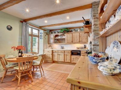 Photo for Vacation home Wilrose Cottage in Barnstaple and Braunton - 4 persons, 2 bedrooms