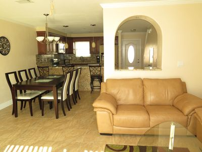 Photo for BEST LOCATION WITH GREAT PRIVACY!  BACKED TO SWIMMING POOL!! AND MINI GOLF!