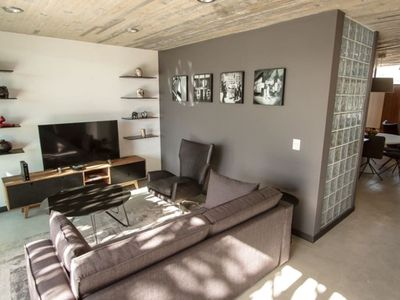Photo for Duplex apt with private rooftop terrace.