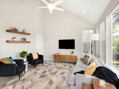 """Photo for Modern Home - located in """"True Austin"""" or 78704"""