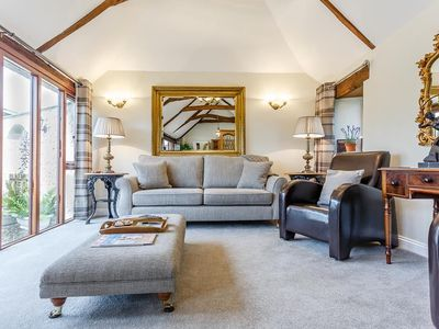 Photo for Elysian Barn -  a barn that sleeps 4 guests  in 2 bedrooms