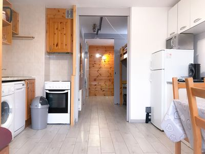 Photo for Neat and functional apartment on the heights of the resort