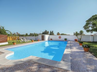 Photo for Holiday Home Los Paraisos 1 with Wi-Fi, Garden, Terrace & Shared Pool; Parking Available