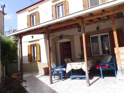 Photo for Holiday house Polichnitos for 2 - 5 persons with 2 bedrooms - Holiday house