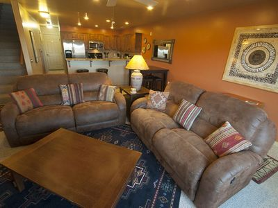 Photo for Exceptional 3 Bedroom, 2.5 Bath Townhome with 2 Car Garage