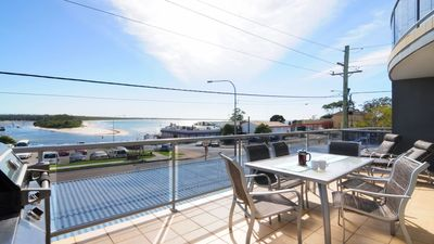 Photo for Jervis Bay Vista with fabulous water views, whale watching, beaches, & cafes