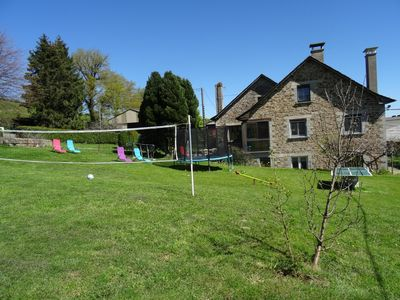 Photo for Gite 3 key 3 °°° in the heart of the Aveyron with games between several classified sites