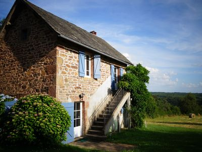 Photo for 2BR Cottage Vacation Rental in Champagnac-la-Noaille
