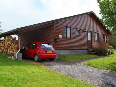 Photo for Quietly located chalet in the Ourthe valley