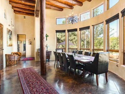 Photo for Relaxed Santa Fe Getaway in Spacious Luxury (10 Mins To Plaza)