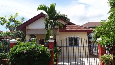 Photo for Detached house in the garden