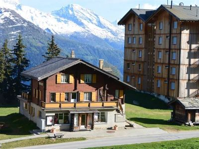 Photo for Apartment Bürcher Haus 2. OG S DW in Riederalp - 6 persons, 2 bedrooms