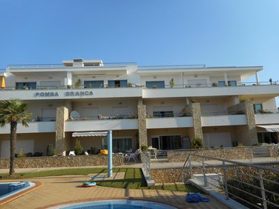 Photo for Luxury Penthouse in Albufeira Olhos de Água