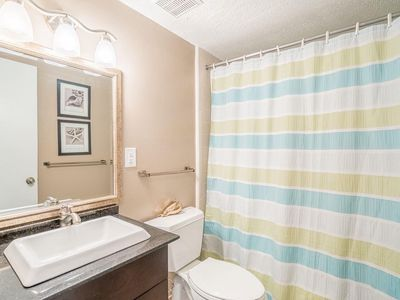 Photo for Awesome Ocean view Condo 2 blocks from the Beach