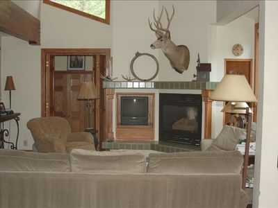 Enjoy Vail in the warmth of this beautiful yet functional home.
