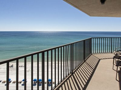 Photo for Beautiful condo with wrap around balcony, AMAZING VIEWS, Free Fun Included with rental. Summerhouse