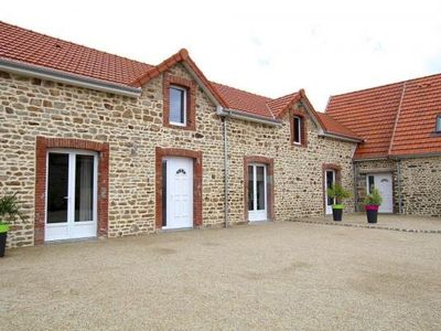 Photo for Semi-detached house, Bacilly  in Manche - 6 persons, 2 bedrooms