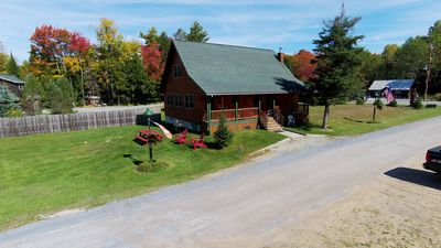 Photo for 4 BR Adirondack Log House