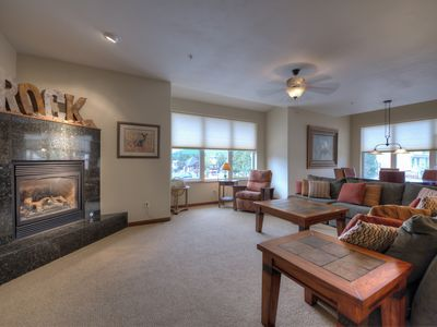 Photo for Luxury Condo 1 Block from Main St and Free Ski Shuttle