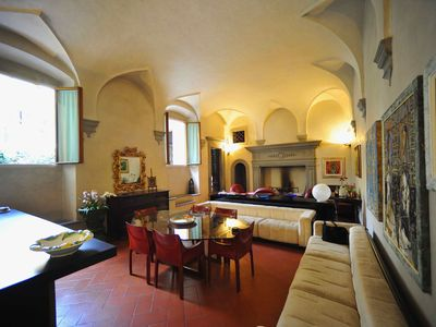 Photo for 4BR Apartment Vacation Rental in Firenze, FI