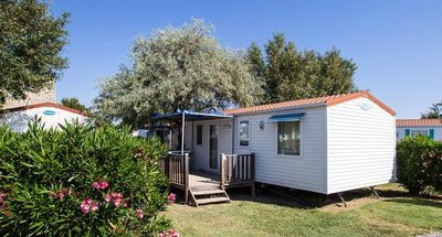 Photo for Camping Beau Rivage **** - Mobil Home Loisir 4 rooms 6 people
