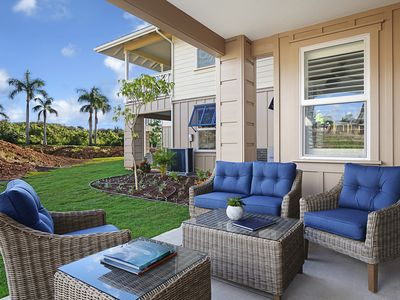 Photo for Pili Mai Resort at Poipu #03A: No Stairs, Central AC, Steps to Pool, Spa & Gym!