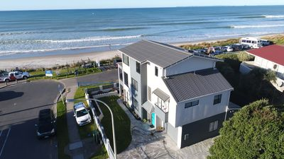 Photo for Stunning, Stylish, Beachfront, 3 Level Home, with gorgeous views