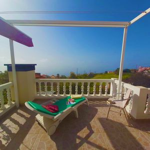 Photo for Panoramic Sea and Mountain Views: 2 master bedrooms both with ensuite bathrooms