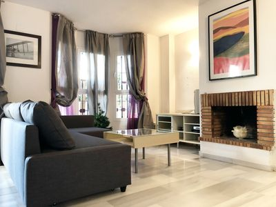 Photo for Luxury Apartment. 3 mn by car to Beach and Puerto Banus. 15 mn walking.
