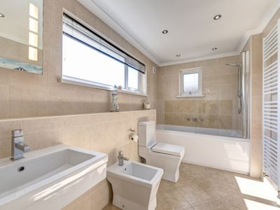 Photo for Churston Ferrers Apartment, Sleeps 4 with Pool and WiFi