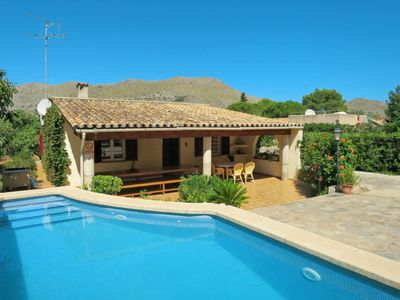 Photo for Vacation home Ullastro (POL220) in Pollença - 8 persons, 4 bedrooms