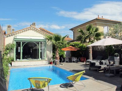 Photo for Vacation home Le Petit Clos  in Ste. Maxime, Côte d'Azur - 8 persons, 4 bedrooms