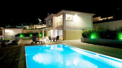 Photo for Villa Meliti - Luxurious Comfort And Relaxation With Amazing Sea View