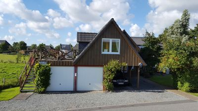 Photo for 1BR Apartment Vacation Rental in Nordstrand, SH