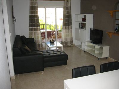 Photo for luxery and comfotable apartment 4 pers.2 bedrooms 2 bathrooms 85 m3 full equiped