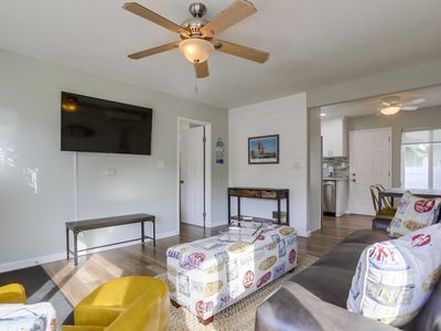 Photo for New 1BR/1BTH Modern Cottage in Heart of Mission Beach!