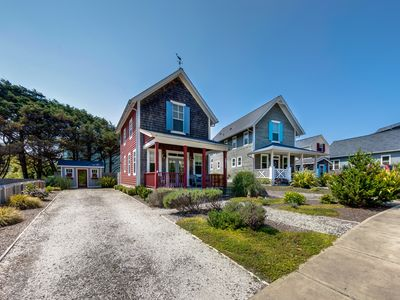 Photo for Olivia Beach home - dog-friendly, close to beach with shared pool!