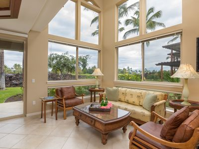 Photo for Beautiful 3 Bedroom, 3 Bathroom Condo with Golf Course View