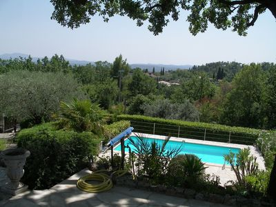 Photo for VILLA FAYENCE WITH PRIVATE POOL FOR 6 PEOPLE