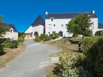 Photo for Semi-detached holiday home in beautiful historic Brittany