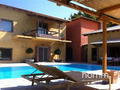 Photo for Tranquility homm Cottage Villa in Damia North Evia